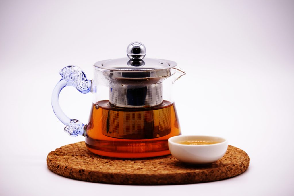 infused tea - The Best 4 Easy But Effective Ways To Treat a Headache