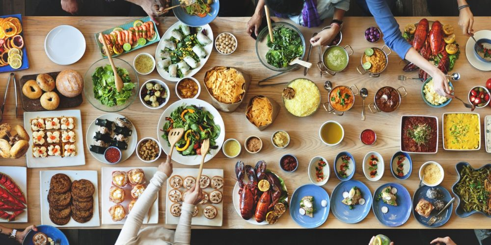 """Balance, Diversity, And Variety"" The Basis Of Good Motherhood Nutrition"