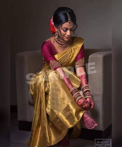 pik4 - History of  Kanchipuram silk sarees by kanjivaramsilks.com