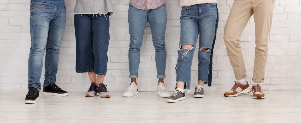 Jeans... The Ex-Uniform Of Gold Diggers Has Become A Classic Of The Wardrobe